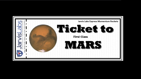 Jarvis Labs is your ticket to Mars #Mars #spacetravel